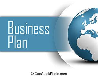 plan, empresa / negocio