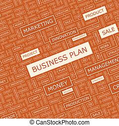 plan, handlowy