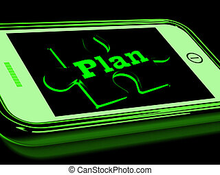 Plan On Smartphone Shows Business Aspirations