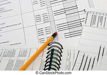 plan, schets, schema