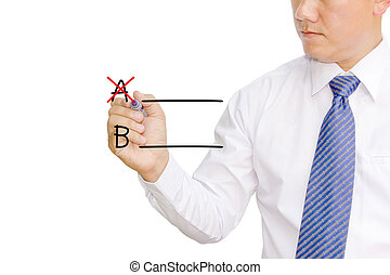 plan trabajo empresa, un, y, b.