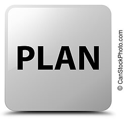 Plan white square button