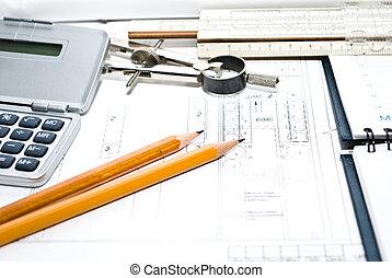 plan, y, herramientas