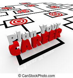 Plan Your Career Targeted Positions Org Chart Targeted Jobs...