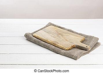 vieux ingr dients bois cuisine planche d couper table photo de stock rechercher. Black Bedroom Furniture Sets. Home Design Ideas