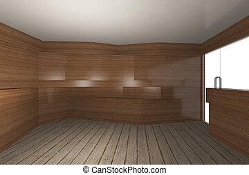 plancher mur bois bois int rieur planche placage illustration de stock rechercher. Black Bedroom Furniture Sets. Home Design Ideas