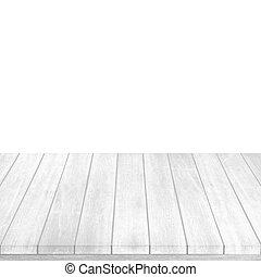 plancher, noël., fond, intérieur, salle, bois, gris