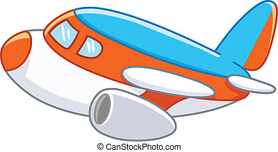 Plane - Cartoon plane