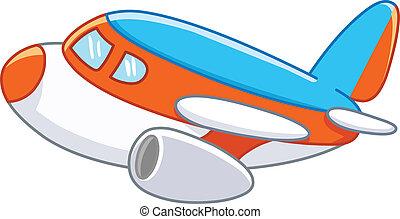 Plane - Cartoon plane