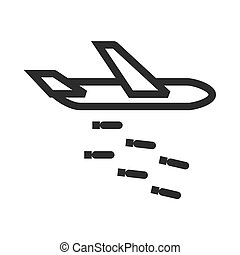 Missiles, metal, energy icon vector image. Can also be used for military. Suitable for use on web apps, mobile apps and print media.