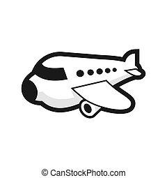Plane - Illustration of a plane