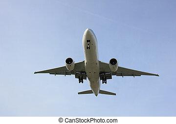 Plane Inflight