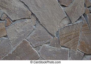 Plane stonework background
