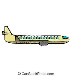 plane transport business travel