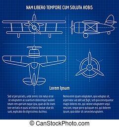 Vector paper plane icons paper plane elements vector illustration plane vector blueprint malvernweather Choice Image