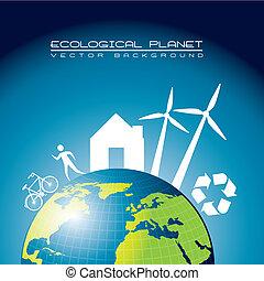 planeet, ecologisch