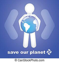 planeet, ons, sparen