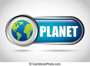 planeet, ontwerp