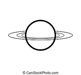 planeet, pictogram