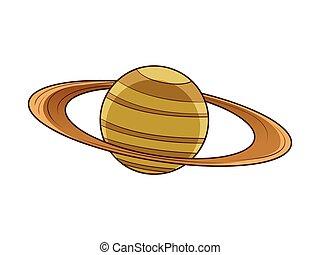 planeet, saturnus