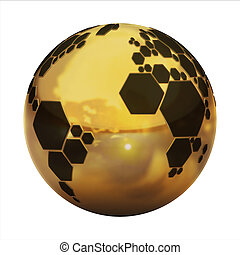 planeet, voetbal