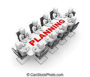 planerande