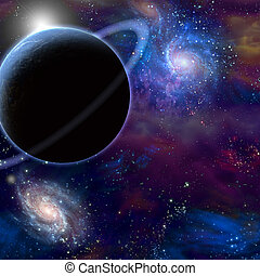 Planet and cosmos
