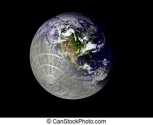 Planet Earth Background
