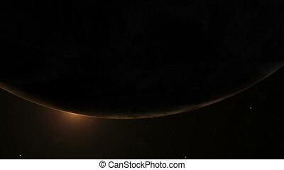 Planet Earth - Sunrise 06