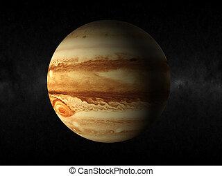 Jupiter - Planet Jupiter