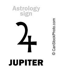 planeta, astrology:, júpiter