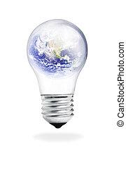 planeta, energía