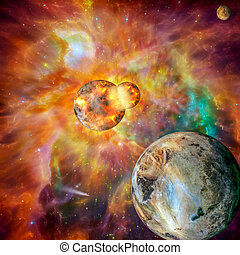 Planetary Conflict