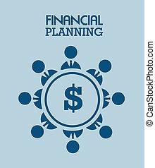 planificación, financiero