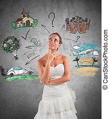 planificador, boda