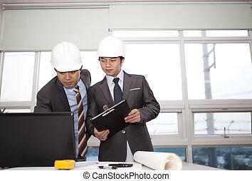 planification, architectes, fonctionnement