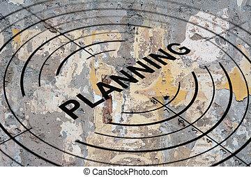 planification, cible