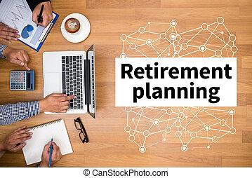 planification, retraite