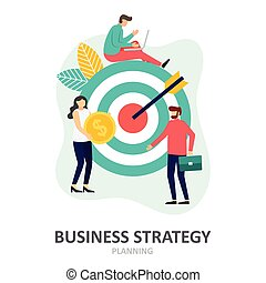 planification, strategy., solution, business, concept.