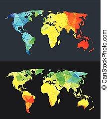 mondiale infographic gabarit carte carte tout pays vecteurs search clip art. Black Bedroom Furniture Sets. Home Design Ideas