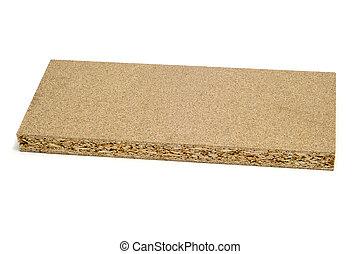 plank, deeltje