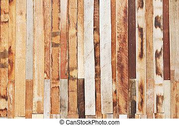 plank., drewno, grunge