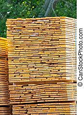 Plank Wood Pallet
