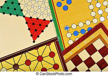 planke boldspil