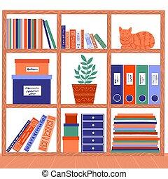 planken, boek