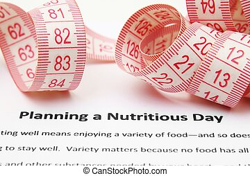 Planning a nutrition day