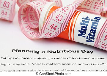 Planning a nutritious day