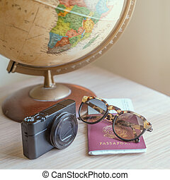 Planning a trip with a camera