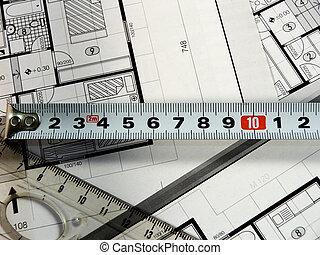planning, architectuur