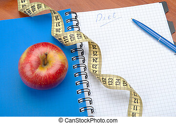 Planning of a diet